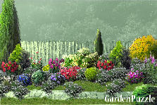 Garden design:the picket fence