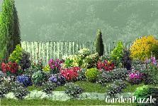 Garden design:the picket fence