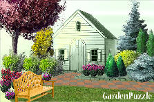 Garden design:Garden plan for coming spring