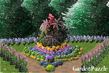 Garden design:small, english garden