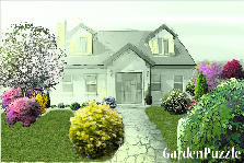 Garden design:sample