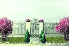 Garden design:our first scene!!!!