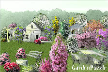 Garden design:one of many