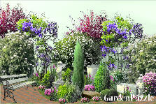 Garden design:out of ideas