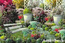 Garden design:by the water