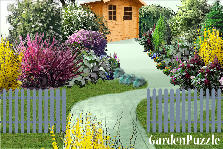 Garden design:tranquil place to go.