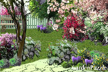 Garden design:Place to relax...