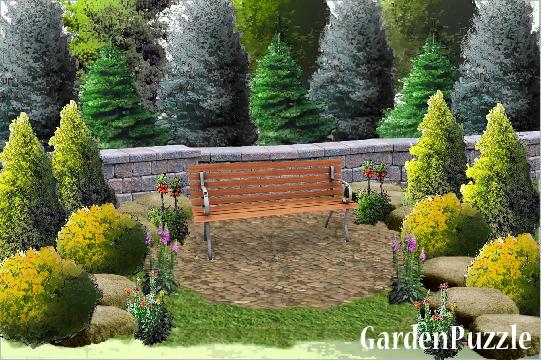 Evergreen Park Gardenpuzzle Online Garden Planning Tool
