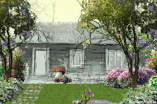 Garden design:The Cottage