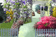 Garden design:Just Pretty