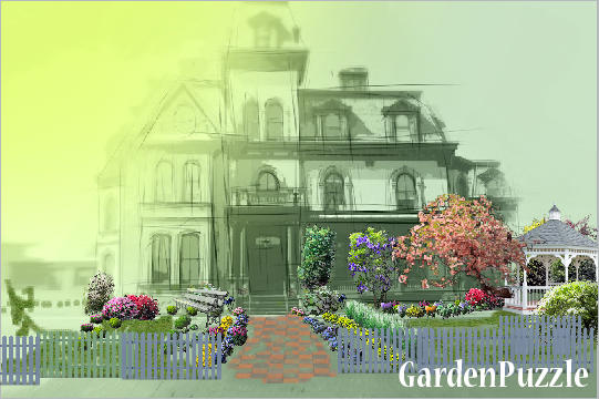 Garden design:Home Sweet Home - Spring