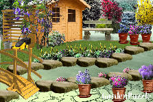 Garden design:nice day for gardening