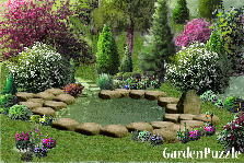 Garden design:My new garden