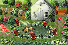 Garden design:I need vacation...