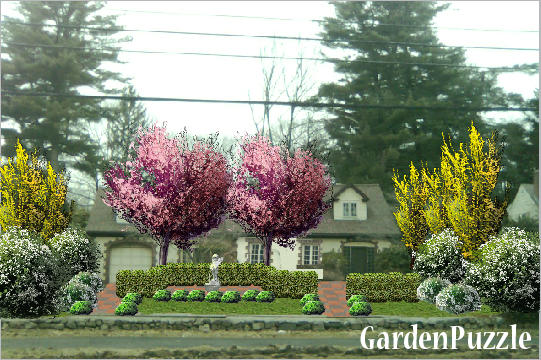 Garden design:lexington - Spring