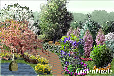 Garden design:Tripudio vegetale