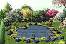 Garden design:my naji