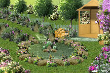 Garden design:something new.....