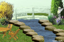 Garden design:Garden