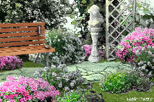 Garden design:romantic...