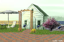 Garden design:Home Sweet Dream Home