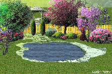 Garden design:Goddy and me
