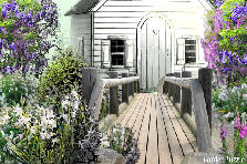 Garden design:12-10-2011