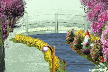 Garden design:Jardn del rio