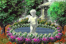 Garden design:Fallen Angel