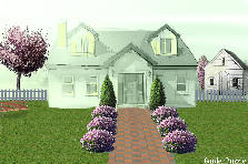 Garden design:cottage desire