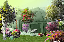 Garden design:Vera&#039;s garden 4 