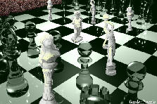 Garden design:A Game of Chess, Please?