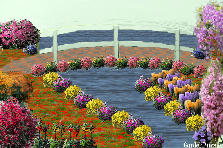 Garden design:Love Point