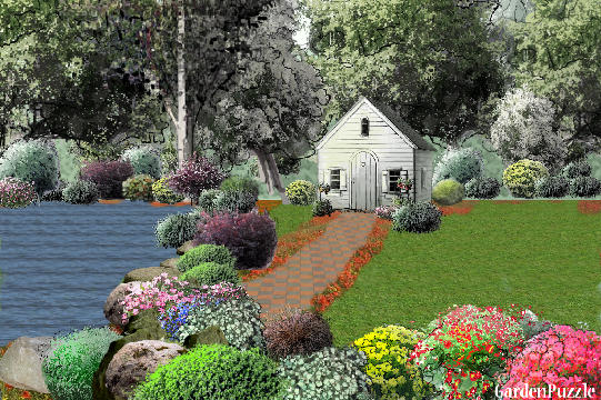 Garden design:home - Spring