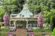 Garden design:Victorian Gazebo - ( My version )