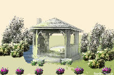 Garden design:reflection park