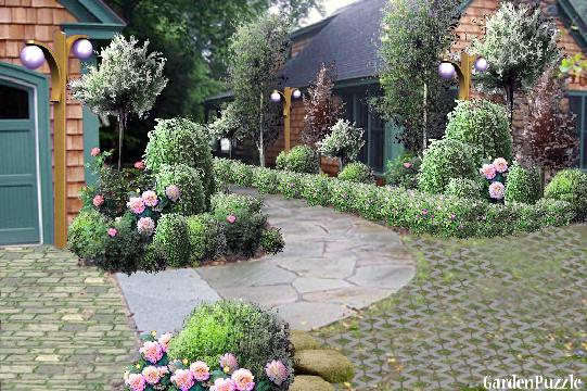 Pacific Northwest My Version Gardenpuzzle Online