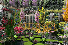 Garden design:Outside In Garden
