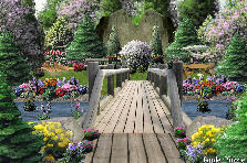 Garden design:Twin Rock Brook