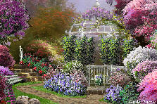 Garden design:Garden of Love