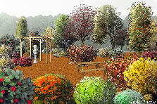 Garden design:Autumn Awesomeness!