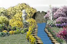 Garden design:Tribute