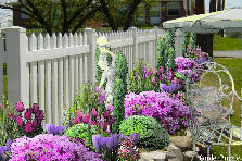 Garden design:...love spring...