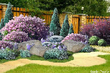 Garden design:...the smell of spring ....