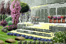 Garden design:Another Time