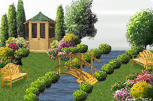 Garden design:Home Qaruun...