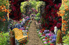 Garden design:A Walk To Remember