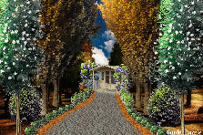 Garden design:The Road Home