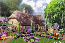 Garden design:DREAM COTTAGE