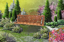 Garden design:I invite you to the garden ....